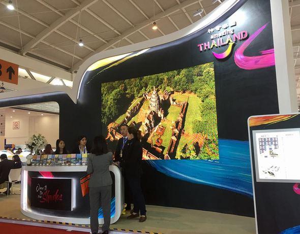 """泰国抢抓""""一带一路""""新机遇 开拓中国旅游新市场"""
